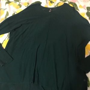 Forest Green H&M Sweater